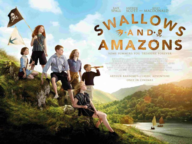 Swallows & Amazons 2016
