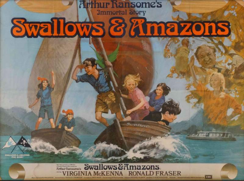 Swallows and Amazons (1973)
