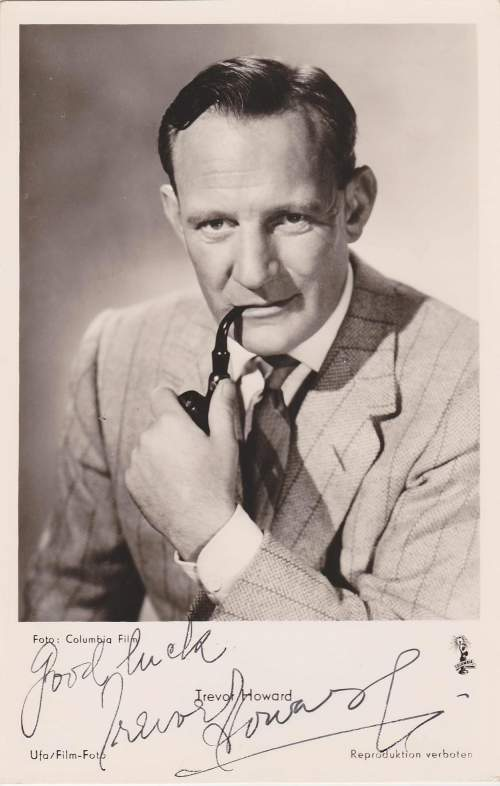 Trevor Howard in Brief Encounter